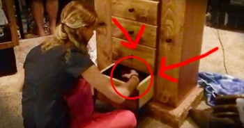She Thought She Already Got Her Present. But The REAL Surprise Was In The Box. AWW!