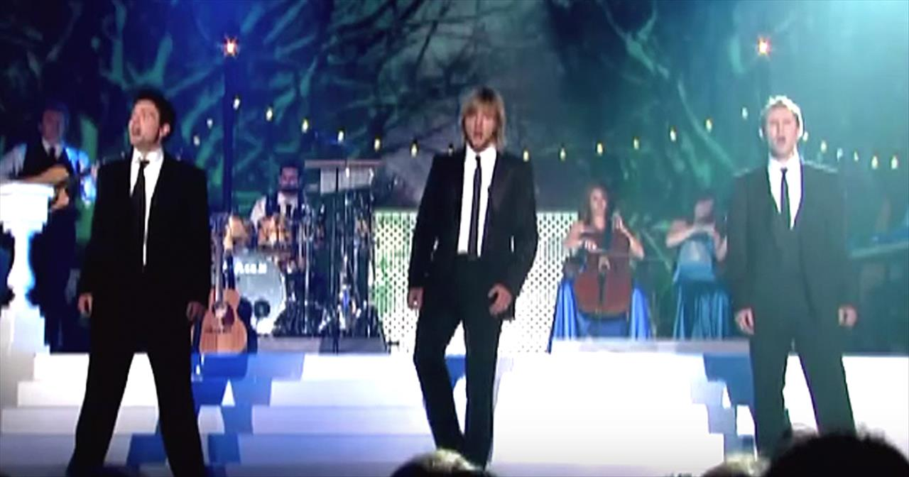 Celtic Thunder's 'Hallelujah' Will Give You Chills - Christian ...