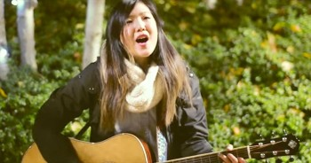 A Talented Girl Sings Her Love For The Lord With 'A Song To Declare.'