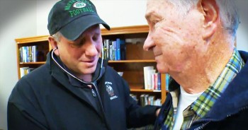 Emotional Family Hears Late Son's Heartbeat In Someone Else's Chest