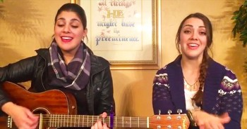 Beautiful Duet Of 'What Child Is This' Will Fill You With Christmas Joy