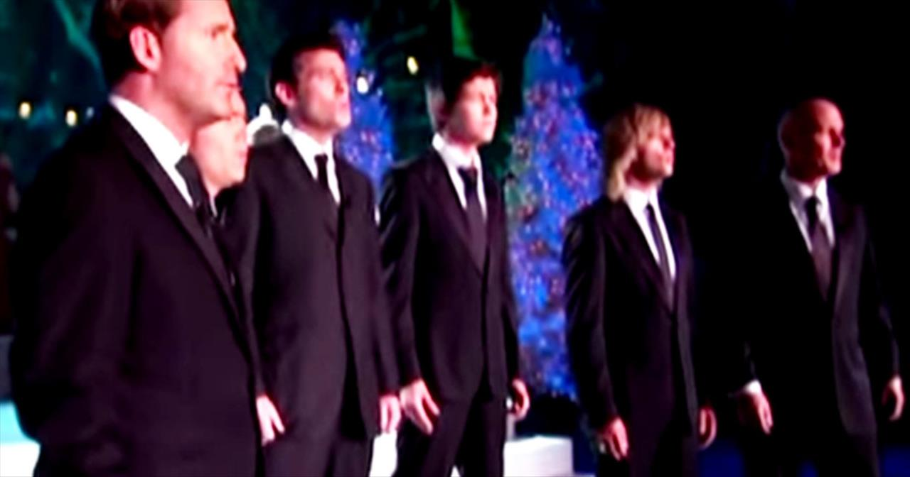 Celtic Thunder Praises The Lord With Incredible Rendition Of 'Amazing  Grace' - Christian Music Videos