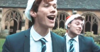All-Male A Cappella Groups Give 'All I Want For Christmas Is You' An Awesome Makeover