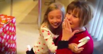 Missionary Family Surprises Relatives By Returning Home For Christmas