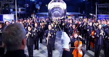 Incredible Air Force Flash Mob Will Leave You Speechless