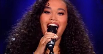 Talented Young Girl STUNS The Judges With Her Version Of 'I Will Always Love You'