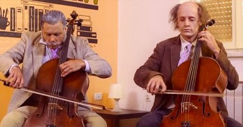 Cello Players Prove They Can Rock At Any Age