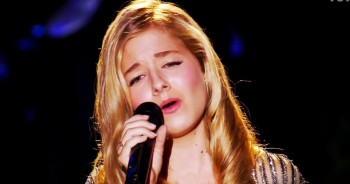 Jackie Evancho Sings Powerful Version Of 'Ave Maria'