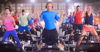 World's Largest Treadmill Dance Will AMAZE You