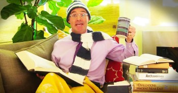 Principal Sings 'Let It Go' Parody To Announce Snow Day