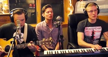 Acoustic Cover Of 'Come Back Home' By Kutless Will Bring You Nearer To God