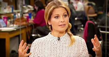 Candace Cameron Bure Speaks Out For Christian Marriage