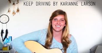 'Keep Driving' – Inspiring Original Christian Song Will Leave You Smiling
