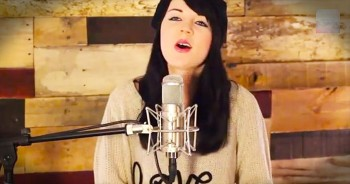 Sarah Reeves Brings The CHILLS With Her Cover Of '10,000 Reasons'