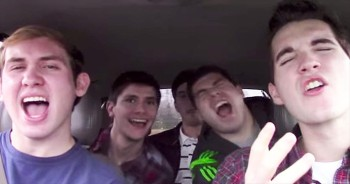Young Men Hilariously Lip Sync To Classic 'Duke Of Earl'