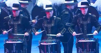 Incredible Drum Performance Will FIRE You Up!