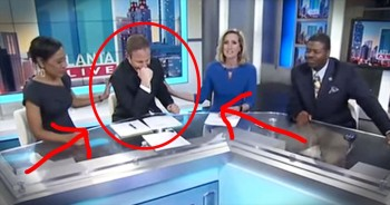 Powerful Story About Music Brings A News Anchor To Tears