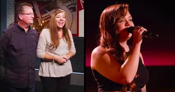 16-Year-Old Makes Her Parents Proud When They 'Hear' Her Sing For The First Time