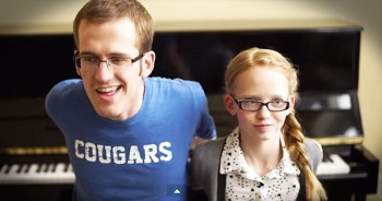 Talented Brother-Sister Duo Play Incredible Frozen Piano Medley
