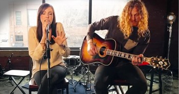 'Write Your Story' – Open your Heart With This Acoustic Francesca Battistelli Hit