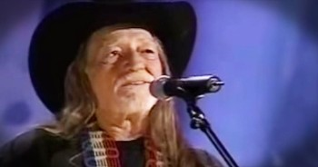 Willie Nelson Performs Classic 'Were You There When They Crucified My Lord?'