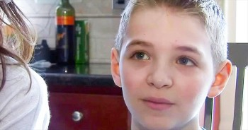 10-Year-Old Cancer Survivor Has Message For All His Bullies