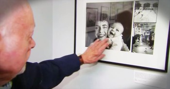 91-Year-Old Shares Touching Photo Exhibit Of His Wife Of 67 Years