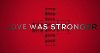 Audio Adrenaline - Love Was Stronger (Official Lyric Video)
