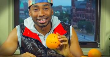 Man's Life-Changing Lesson Uses 1 Ordinary Orange