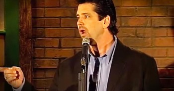 Christian Comedian Hilariously Tells Us How To Spot A Married Man