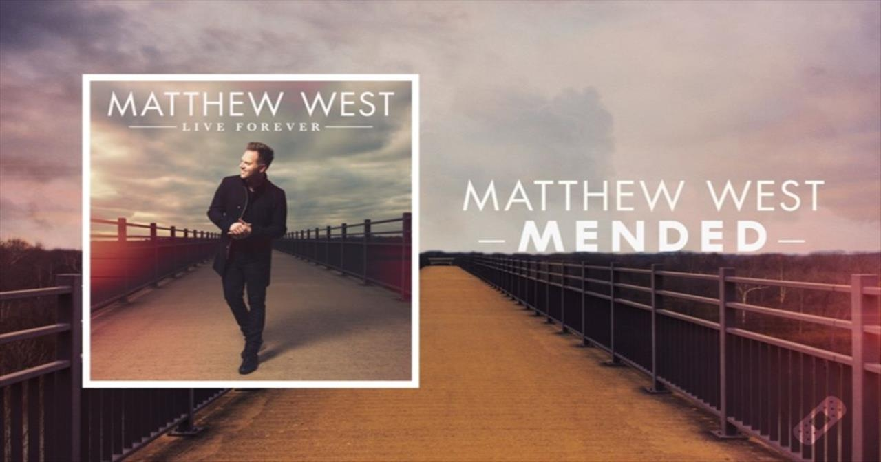 Image result for matthew west mended