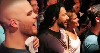 Huge Choir Sings Beach Boys Classic 'God Only Knows'