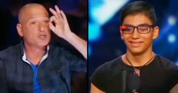 14-Year-Old Blind Dancer Leaves The Audience In Tears