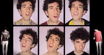 Classic 80s Song Gets Barbershop Quartet Makeover