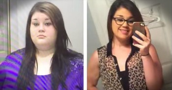 Embarrassed Teen Loses 200 Pounds And Inspires Thousands!