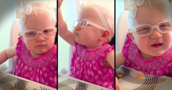 Mommy Sings Francesca Battistelli Song To 1-Year-Old With Albinism