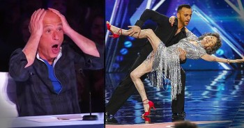 96-Year-Old Dancer Leaves The Judges Speechless