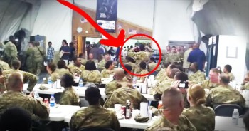 Epic Military Flash Mob In Afghanistan