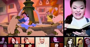 A Cappella Disney Mash-Up Will Bring A Smile To Your Face