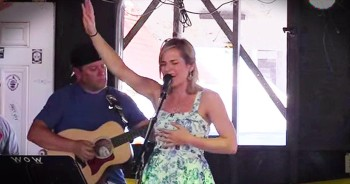 Country Girl Gives Goosebumps With 'How Great Thou Art'