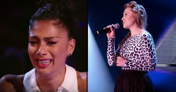 16-Year-Old's Version Of 'Believe' Moves Judges To TEARS