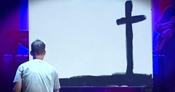 Christian Artist Speed Painter Lance Brown Ministry Videos
