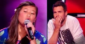 Young Girl's Strong Voice Has Every Judge Trying To Win Her Over