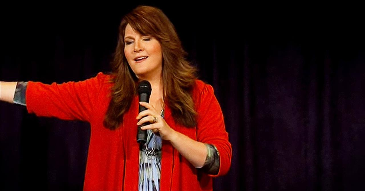 Christian Comedian Anita Renfroe Shares The Secrets Of Motherhood