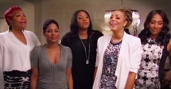 'The Lord's Prayer' Braxton Sisters Sing Moving Hymn!