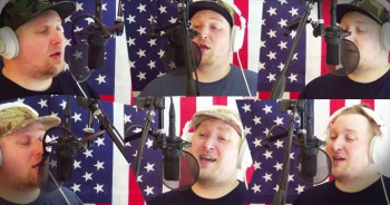 This A Cappella Version Of 'America The Beautiful' Nearly Brought Me To Tears. WOW!