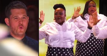 Gospel Choir Turns Pop Song Into A WOW-Worthy Audition