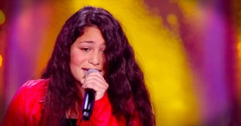 Young Girl's Sweet Voice Turns Every Judge Around. WOW!