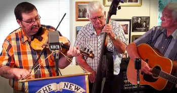 Bluegrass Boys Perform Heartwarming Rendition Of 'What A Friend We Have In Jesus.'