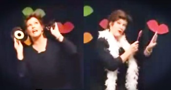 Woman Lip Syncs Patsy Cline's 'She's Got You' At High School Reunion. LOL!